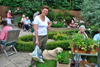 Garden Party on 3 July 2011