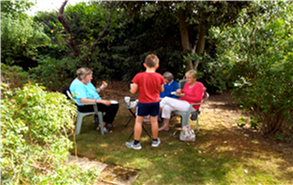 BGOT Tea in the Garden 2018